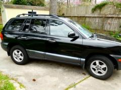 2002 Hyundai Santa Fe Photo 5