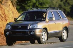 2003 Hyundai Santa Fe Photo 1