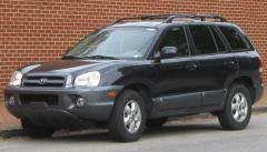 2006 Hyundai Santa Fe Photo 1