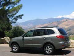 2007 Hyundai Santa Fe Photo 2