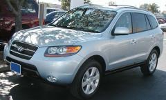 2007 Hyundai Santa Fe Photo 3