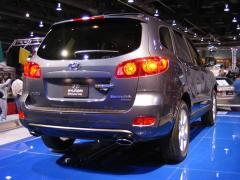 2007 Hyundai Santa Fe Photo 4