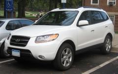 2007 Hyundai Santa Fe Photo 5
