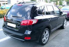 2007 Hyundai Santa Fe Photo 7