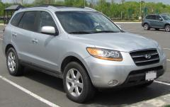 2007 Hyundai Santa Fe Photo 1