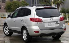 2007 Hyundai Santa Fe exterior
