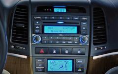 2007 Hyundai Santa Fe interior
