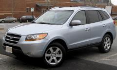 2009 Hyundai Santa Fe Photo 1