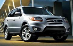 2012 Hyundai Santa Fe exterior
