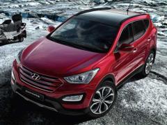 2016 Hyundai Santa Fe Photo 1