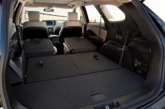 2017 Hyundai Santa Fe Sport 2.4 FWD interior