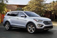 2017 Hyundai Santa Fe exterior