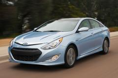 2012 Hyundai Sonata Hybrid Photo 1