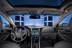 2013 Hyundai Sonata Hybrid Photo 5