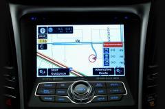 2013 Hyundai Sonata Hybrid interior