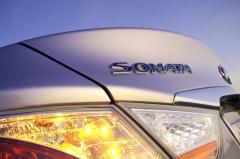 2013 Hyundai Sonata Hybrid exterior