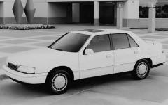 1990 Hyundai Sonata exterior