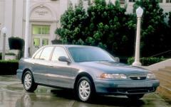 1996 Hyundai Sonata exterior