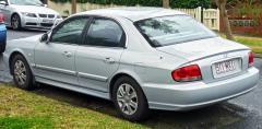 2001 Hyundai Sonata Photo 4