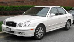 2003 Hyundai Sonata Photo 1