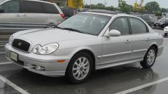 2005 Hyundai Sonata Photo 1