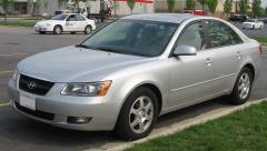 2007 Hyundai Sonata Photo 2