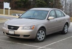 2007 Hyundai Sonata Photo 3