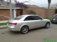 2007 Hyundai Sonata Photo 4