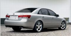 2007 Hyundai Sonata Photo 8