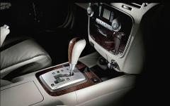 2007 Hyundai Sonata interior