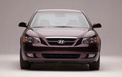 2007 Hyundai Sonata exterior