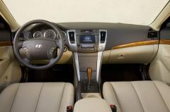 2009 Hyundai Sonata Photo 2