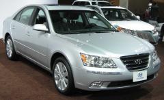 2009 Hyundai Sonata Photo 4