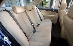2009 Hyundai Sonata interior