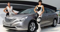 2011 Hyundai Sonata Photo 4
