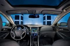 2013 Hyundai Sonata interior