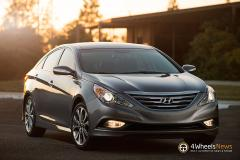 2014 Hyundai Sonata Photo 1