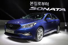 2015 Hyundai Sonata SE Photo 2