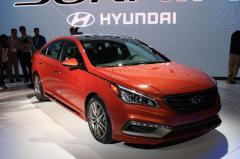2015 Hyundai Sonata SE Photo 4