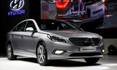 2015 Hyundai Sonata SE Photo 5