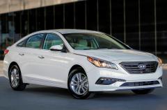 2017 Hyundai Sonata exterior