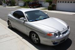 2001 Hyundai Tiburon Photo 1