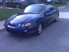 2001 Hyundai Tiburon Photo 5