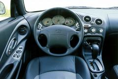 2001 Hyundai Tiburon Photo 6
