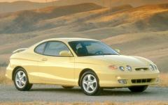 2001 Hyundai Tiburon Photo 7