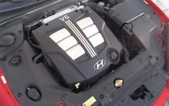 2003 Hyundai Tiburon exterior