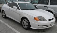2003 Hyundai Tiburon Photo 2
