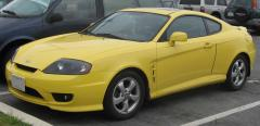2006 Hyundai Tiburon Photo 3