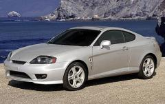 2006 Hyundai Tiburon Photo 5