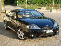 2006 Hyundai Tiburon Photo 7